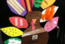 Thanksgiving Speech Therapy Ideas