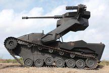 Future Military vehicles