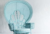 Painted Wicker