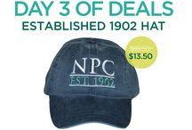 2016 #12daysofdeals from the NPC Store