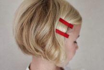 Cortés de pelo de niñitas