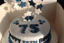 Birthday Ideas / Mommy 75th Birthday