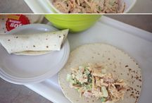 Lunch Idea's for School And Work