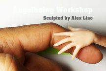 куклы из полимерной пластики