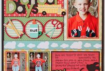 Scrapbook Layouts / by Tamika