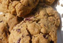 Biscuits, tartes sucrées et gâteaux - cookies, tarts and cakes