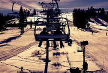 skiën!
