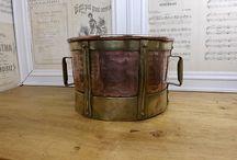 French Copper Ferrat 1700s