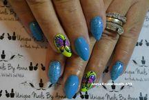 Pretty nails Ayr
