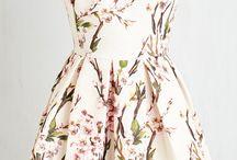Dress / Dresses I want