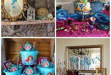 Rachel's Nest - Parties