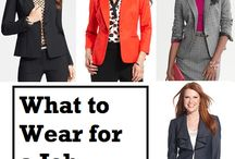 Interview Attire & Clothing Tips / by Naz Career Services