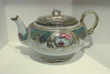 Antique Fine China Limoges / by Judith Cameron