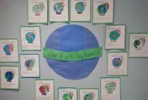 Bulletins and Display Ideas