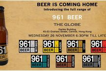 Craft Beer Promotion / The beer selection is where The Globe really shines; the bar stocks more than 100 options, many of which come from the world's top microbreweries. / by The Globe