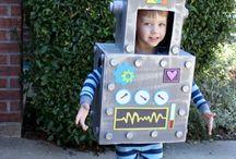 robot costumes
