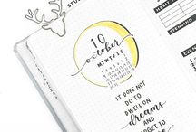 JOURNALING / Journaling prompts, reflective ideas, and motivation to journal every day.