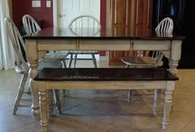 Table ancienne vieux