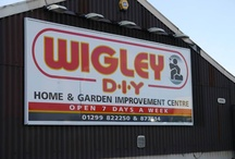 Wigley DIY / Here's a selection of pins with some photos of our business! Discover the Wigley DIY warehouse!