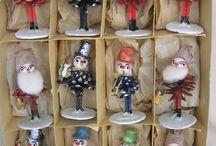 Merry Kitschmas / Vintage Christmas decor with a kitsch flair!