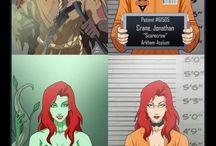 comic-super heroes