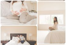 Photo - Pregnancy - On the bed