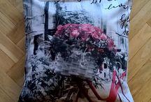 Poszewki dekoracyjne / Pillows