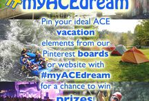 #myACEdream / Pins from #myACEdream enter to win ACE prizes. Share your dream ACE vacation with us! / by ACE Adventure Resort