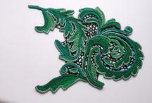 Ирландское кружево