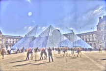 HDR Paris / Discover HDR photography of Paris / by Jean-Marc Perfetti