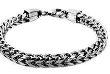 ARM009 / Link Chain Bracelet looks