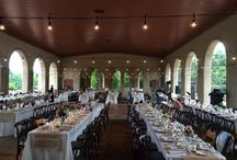 Weddings / Wedding decor, table linens, china, flatware, chairs, etc.