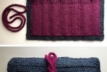 KNITTING: misc. patterns