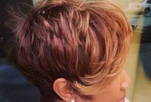 Hair Colors and Styles I'm Feeling / Hair styles that I would consider wearing. / by That Black Naturalista Chick Jaie