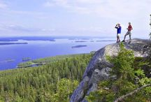 Visit in Finland / Finland is very beautiful Scandinavian country. Four different season makes Finnish nature very attractive and interesting