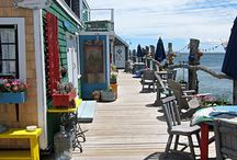 Beach, Shore, Coast & Sea / by Lynn Zablocki