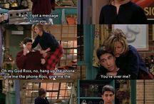 F.R.I.E.N.D.S. / All the best about tv-show Friends