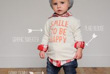 KIDS : Style / Children's - Clothing, Hair styles, dresses, shirts, outfits, fashion