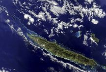 New Caledonia Aerial view