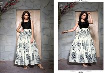 Gown Collection / Gown Is a very interesting cloth women.all type of designer, fashionable and printed gown available here.