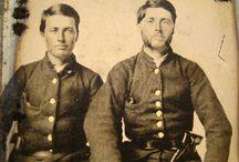 Men of the CIVIL WAR... / by Carol
