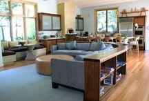 Living Room / by Brandi Whittaker