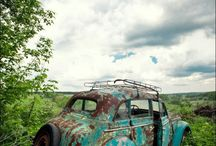 Forget .... abandoned places ..... Lost places / .. retour to nature..