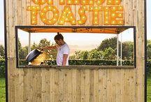 street food project