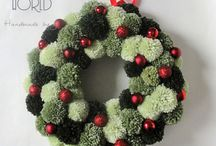Wreathes and garlands