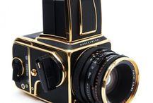 Belas Máquinas Fotográficas Analógicas