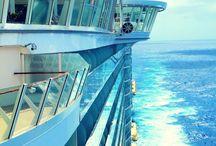 Cruising in Caribbean / Royal Caribbean