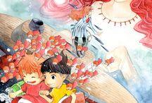 Cosplay/Art~Ponyo / by L. J.