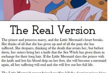 The reality of Disney stories