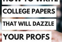 Essays 'n Stuff